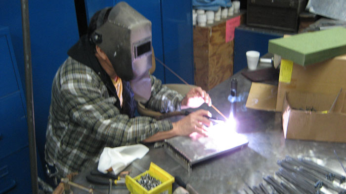 Aircraft Sheet Metal Fabrication And Welding For Private