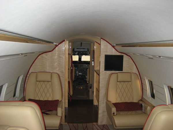Aircraft Interior Refurbishing For Private Jets Planes