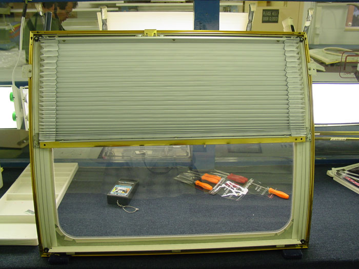 MSA Window Shade Repair