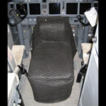 Pedestal Cover for Private Jet