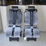Pilot and Copilot Seats