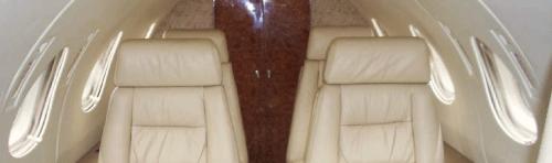 sabreliner interior